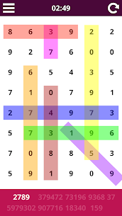 Number Search Puzzles – Number games pastime free 5