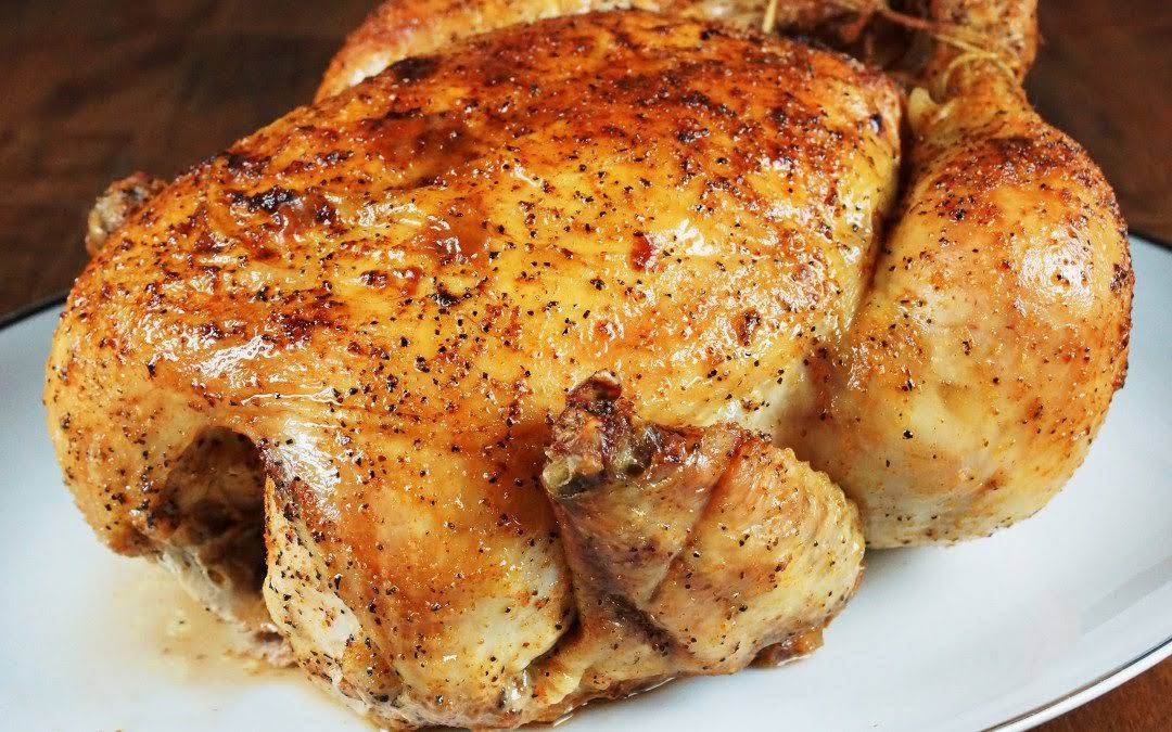 10 Best Oven Baked Whole Chicken Recipes