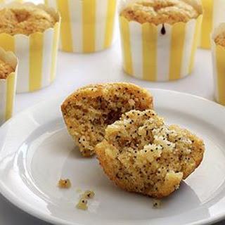 Paleo Lemon Poppy Seed Muffins.