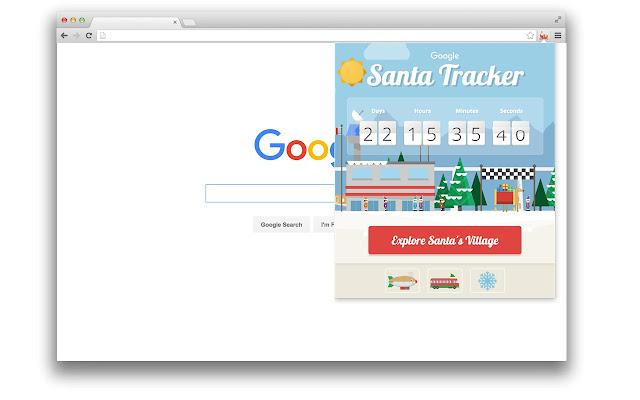 Auf den Spuren des Weihnachtsmanns Screenshot