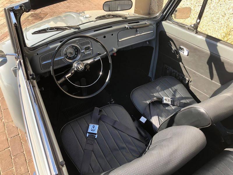 VW Kever Cabrio - 1970