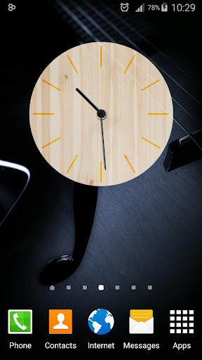 Classic Clock Widget