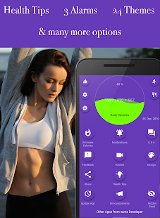 Calorie Counter - EasyFit free- screenshot thumbnail