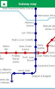 Santo Domingo Subway screenshot 5
