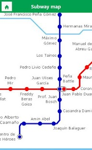 Santo Domingo Subway- screenshot thumbnail