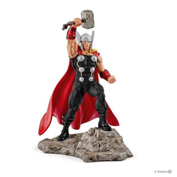 Contenido de Schleich® 21510 Thor
