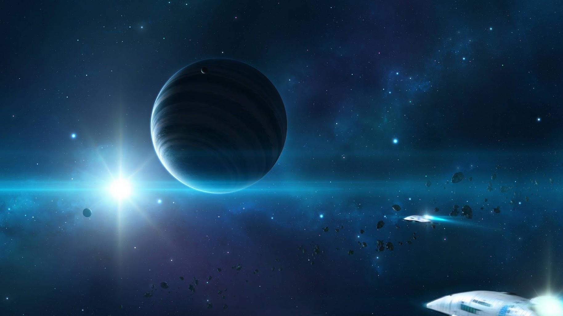 hình nền vũ trụ 01