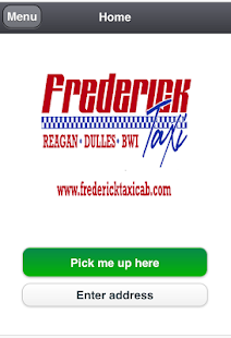 Frederick Taxi & Airport- screenshot thumbnail