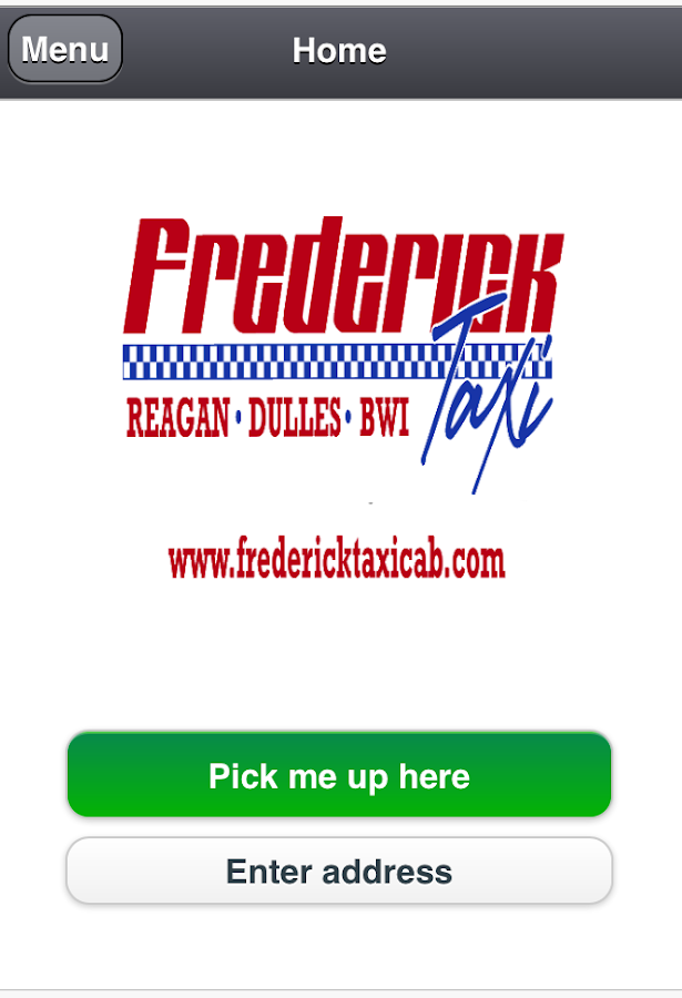 Frederick Taxi & Airport- screenshot