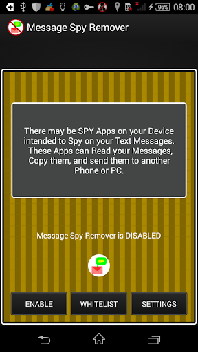 Message Spy Remover Anti Spy