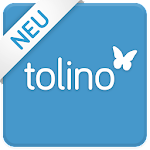 tolino e-book reading app - books reader Icon