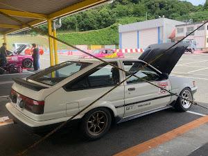 スプリンタートレノ AE86 のカスタム事例画像 t.takanashiさんの2019年07月16日23:43の投稿