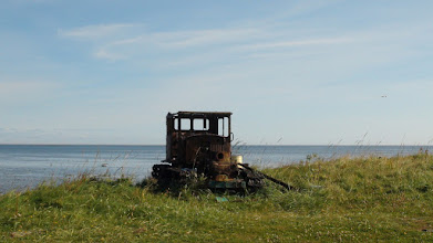 Photo: Ржавый трактор