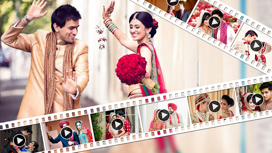 Marriage Photo Video Maker With Music - náhled