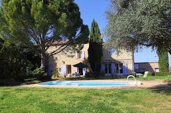 maison à Saint-Victor-la-Coste (30)