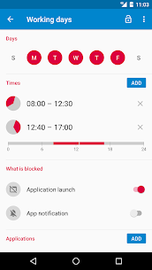 AppBlock – Stay Focused 1.5.3 [Pro Unlocked] Cracked Apk 3