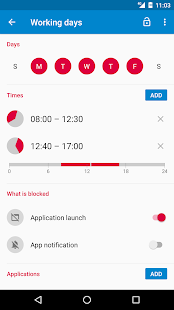 AppBlock - Stay Focused- screenshot thumbnail