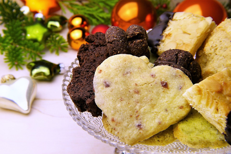 Christmas Cookie and Cake Recipes and Tutorial - náhled