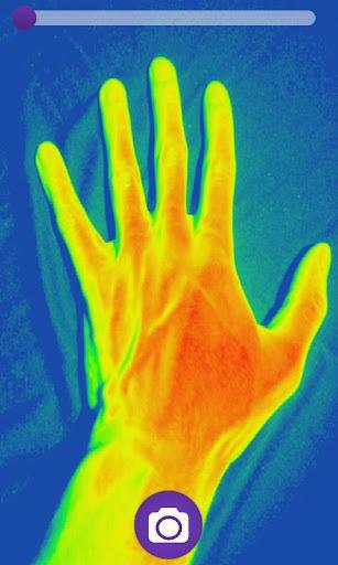 Thermal Camera HD Effect Simulator 2.3 screenshots 1