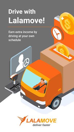 Lalamove Driver - Earn Extra Income 4.853.115397 screenshots 1
