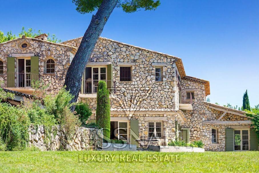 Vente maison 11 pièces 460 m² à Vence (06140), 4 250 000 €