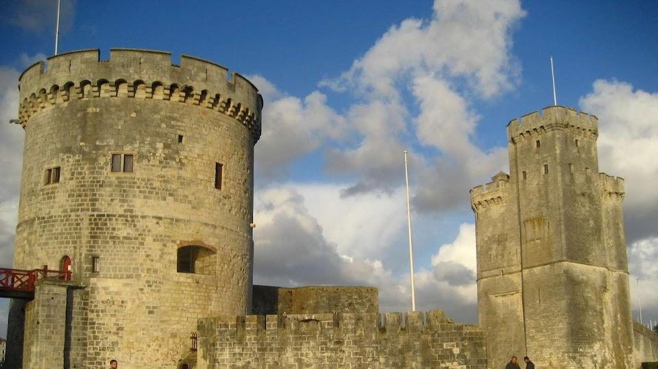 La Rochelle : les tours