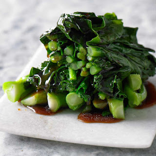 How to Cook Asian Greens