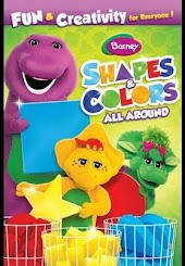 Barney Shapes and Colors