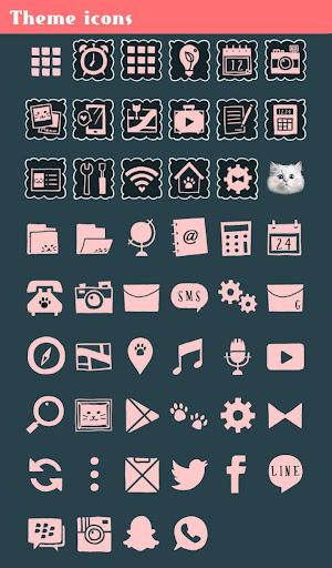 Cute Theme-What's the Time?- 1.0.0 Windows u7528 4
