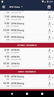BPM Fitness - náhled
