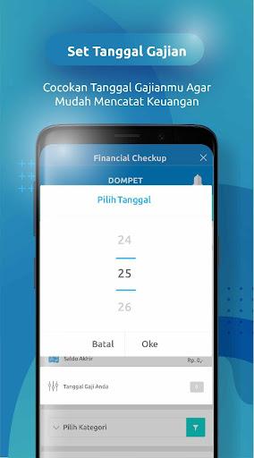 FUNDtastic - Aplikasi Keuangan Pribadi Preview 3