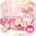 Colorful Theme Precious Pinks icon