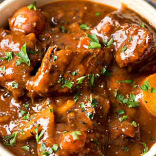 Beef Stew With Chicken Broth Recipes.