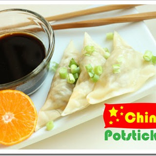 Chinese Potstickers.