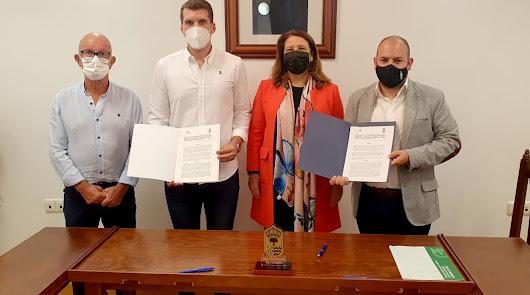 La Junta destina 1,7 millones a la EDAR y a la agrupación de vertidos de Fondón