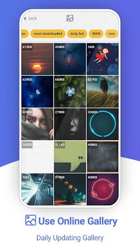 Matnnegar (Write On Photos) screenshots 2