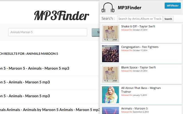 MP3Finder