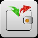 Prijmy a vydavky icon