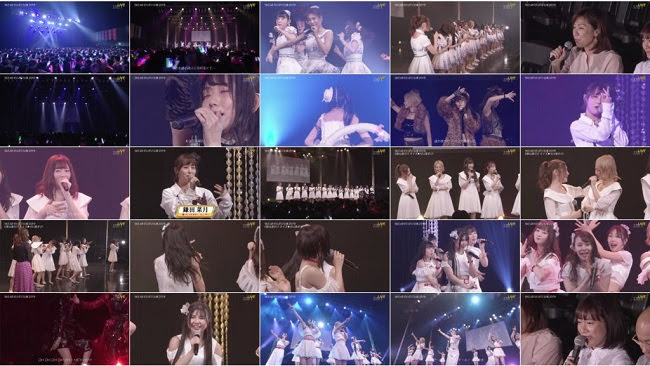 190610 (720p+1080i) SKE48 ZERO POSITION 公演 2019