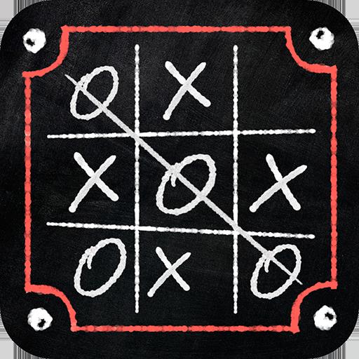 三目並べ (五目並べ) 棋類遊戲 App LOGO-APP開箱王