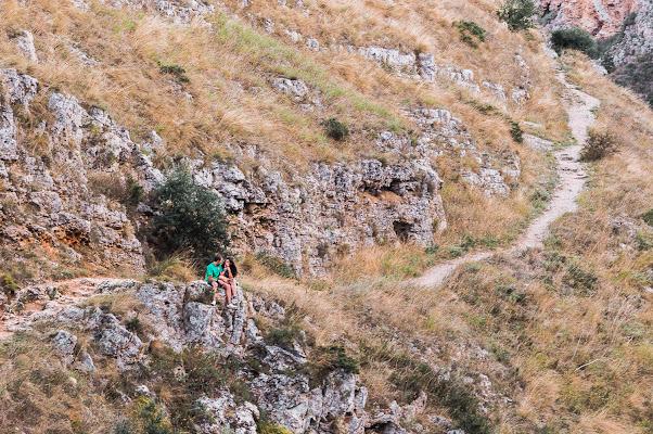 Il sentiero dell'amore di Ciro Palomba