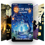 Halloween Night Wallpapers | Scary Pumbkin 4K 2017 APK icon