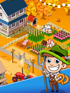 Game Idle Farming Empire APK for Windows Phone