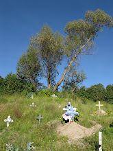 Photo: cmentarz w chucchilan