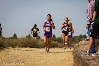 Photo: Varsity  Girls 5k Pasco Bulldog XC Invite @ Big Cross  Buy Photo: http://photos.garypaulson.net/p649440359/e452af024