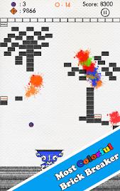Sketchpad Escape - Brick Break Screenshot 8