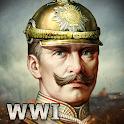 European War 6:1914 - WW1 Strategy Game icon