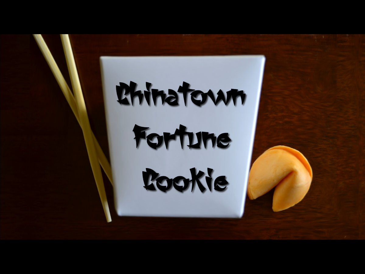 Chinatown Fortune Cookie -Free- screenshot