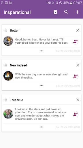 Pintext - Save links, Save images, Save anything. screenshot 4