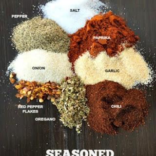 DIY Seasoned Salt Recipe